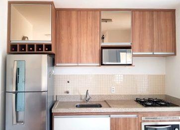 móveis planejados cozinha embutida
