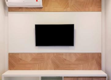 painel para sala móveis planejados